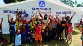 Bahu-membahu pulihkan layanan pendidikan di Sulawesi Tengah