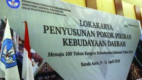 Rumuskan strategi untuk tata dan kelola kebudayaan Indonesia