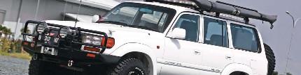 Toyota Land Cruiser VX 1997, modifikasi mobil simpanan