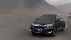 All New Honda CR-V 1.5 turbo prestige 2017