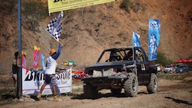 Falintil Day Speed off-Road 2017, adrenalin khas Timor Timur
