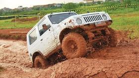 Bikin lumpur melorot
