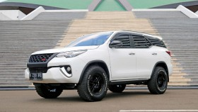 Toyota Fortuner VRZ 2019, simply for daily