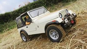 Jeep CJ7, simpel aja