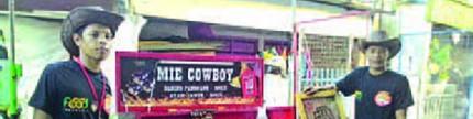 Mie cowboy