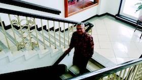 Arief Budiman: Menarik dan dipercaya siapa pun