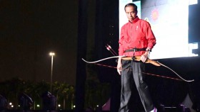 Jokowi dan Asian Games 2018