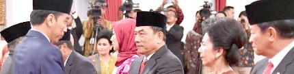 Tentang pertemuan Amien Rais - Jokowi & Cawapres