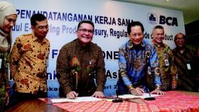 Memperluas pemahaman di sektor keuangan, BCA dukung E-Learning ACI FMA Indonesia