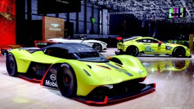 Eksotisme di Geneva Motor Show 2018