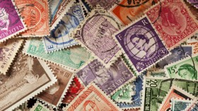 The most expensive stamps