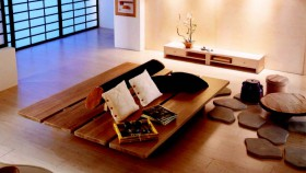 Japanese style design: Rock the look