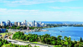 Perth pesona Australia Barat