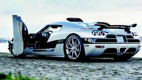 The most expensive supercars