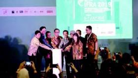 IFRA 2019, peluang pengembang waralaba