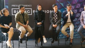 RISING fashion, branding Indonesia lewat fashion di Singapura