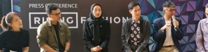 RISING fashion, branding Indonesia lewat fashion di Singapura