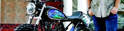 Yamaha Scorpio 2008, pancaran cahaya daerah kutub