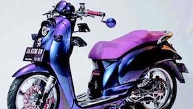 Honda Scoopy 2011, futuristic Scoopy