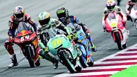 MotoGP seri XI, red bull ring - Austria