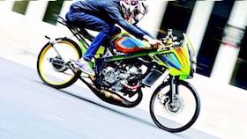 Kawasaki Ninja 150R 2010, masih terdepan dengan CDI 1454