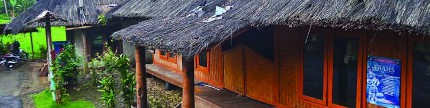Kampung adat Kuta, adem asri dan pertahankan kearifan lokal