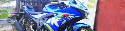 Suzuki GSX-R150, makin road race look