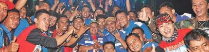 Anniversary 20th Jakarta Honda Tiger club