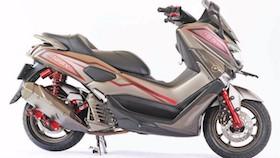 Yamaha NMAX 2015, fokus bikin ganteng standaran