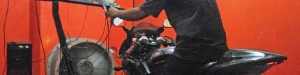 Upgrade performa Kawasaki Ninja 150 RR