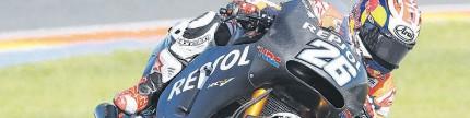 Tes pra musim MotoGP, Valencia Yamaha kencang Ducati mengancam