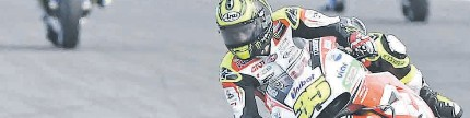 MotoGP seri XVI, Phillip Island, Australia disiksa cuaca ekstrem