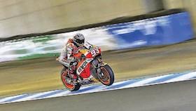 Jelang MotoGP Motegi Marquez bisa menjauh?