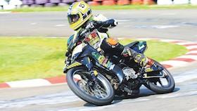 Yamaha F1ZR 2003, yang hot di putaran tinggi