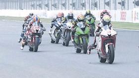 Supersport 600 cc,pelajaran dari sentul