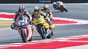 Moto2, seri XIII, Misano, San Marino