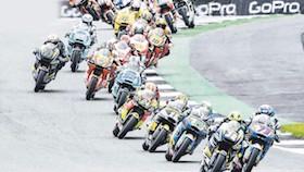 Moto2, seri XII, Silverstone-Inggris, perebutan gelar terbuka lebar