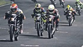 Sidrap prix night race, seri III, persiapan akhir jelang PON