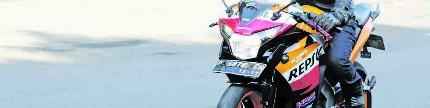 Upgrade performa Honda CBR 150R, makin irit dan bertenaga berkat 5 part