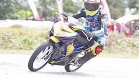 Yamaha MX King 2016, andalkan part satria 150 FI