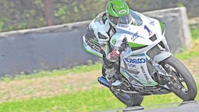 Kawasaki New Ninja 250 2015, suspensi hard trik juara race 1
