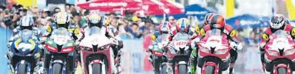 Supersport 600 cc, tak sekedar Indonesia Raya