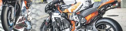 KTM di MotoGP 2017, siap mengejutkan!