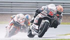 Moto2, seri IX, Sachsenring-Jerman, Zarco menjauh dari Rins