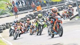 Asia road racing championship (ARRC) 2017, 150 cc layaknya AP 250 cc