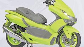 Modifikasi Honda PCX 125 2012