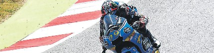Moto3 seri VII Catalunya, Spanyol, taktik anti mainstream jorge