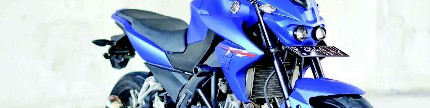 Yamaha New V-ixion Lighting 2013, menolak tua, tetap ABG