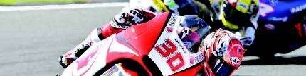 MotoGP seri XII, Silverstone - Inggris
