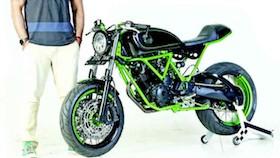 Yamaha Scorpio 2010, kekar dan berotot seperti hulk